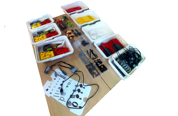Lego Wedo Robótica Educativa