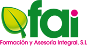 Página web de Formación y Asesoría Integral, S.L.