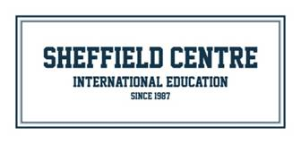 logotipo sheffield centre