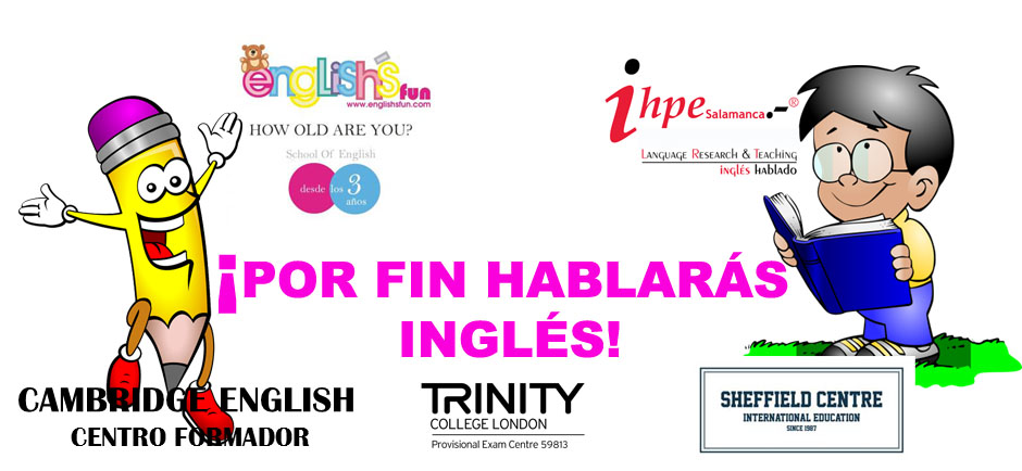 English's Fun, academia de inglés en Salamanca