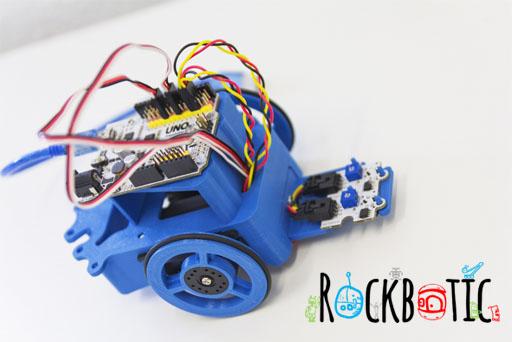 Clases de robótica para niños en Salamanca