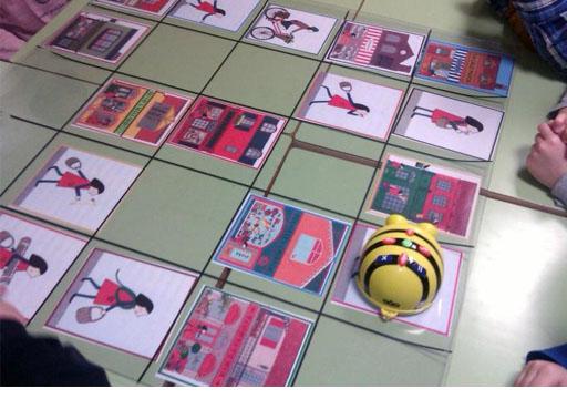 Clases de robótica educativa para niños en Salamanca