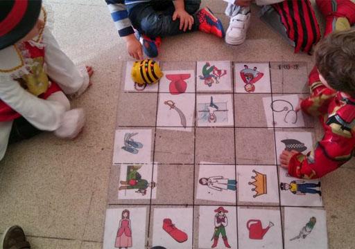Robótica Educativa para la educación infantil