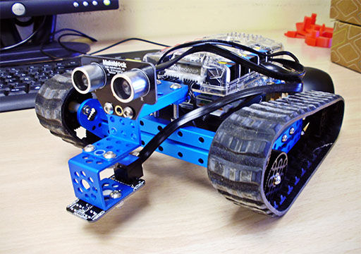 Actividades extraescolares de robótica educativa en Zamora