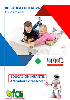 Clases de robotica educativa para alumnos de infantil