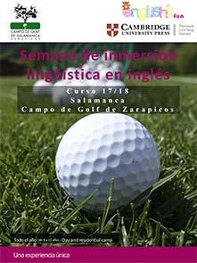 Semana de inmersión lingüística curso 2017/18
