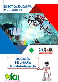 Clases de robotica educativa para alumnos de secundaria