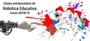 Folletos robótica educativa curso 2018-19
